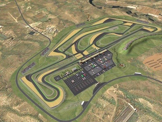 Circuito del Motor de Tenerife
