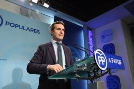 """El PP critica que Podemos hable de """"patriotismo"""" pero no vaya al 12 de octubre: """"En Francia o EEUU sería incomprensible"""""""