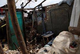 Oxfam alerta de que el hambre y el cólera podrían dejar más muertos en Haití que Matthew