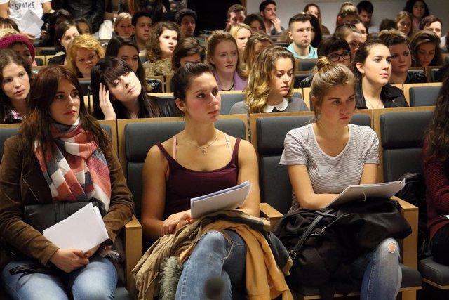 Bienvenida a alumnos de movilidad interna de la UPO