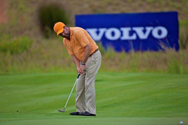 El Golfista Español José María Olazábal