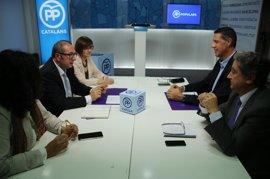 Albiol (PP) mediará para pedir al presidente de la Asamblea del Consejo europeo reunirse con SCC