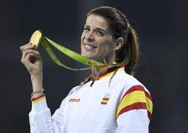 """Beitia: """"Es una satisfacción increíble que el deporte español haya creído en mí"""""""