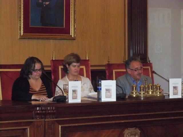 Presentación de la XXIV Feria del Libro Antiguo y de Ocasión