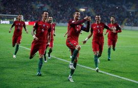 Portugal vuelve a repetir goleada ante Islas Feroe