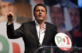 Renzi tiende la mano a los disidentes de su partido, pero mantiene su postura