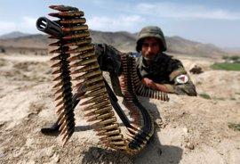 Las fuerzas de Afganistán rechazan un ataque coordinado talibán contra la capital de Fará