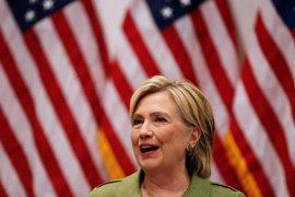 Clinton afirmó que Arabia Saudí y Qatar daban apoyo a Estado Islámico, según Wikileaks