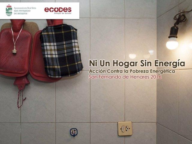Ndp Ni Un Hogar Sin Energía Servicios Sociales San Fernando De Henares.
