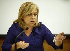 """Valenciano: """"Soy partidaria de que Rajoy gobierne en minoría y no de terceras elecciones que reforzarían a la derecha"""""""