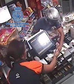 "Nota De Prensa Policial: ""Detenido Por Dos Robos Con Intimidación En Gasolineras"