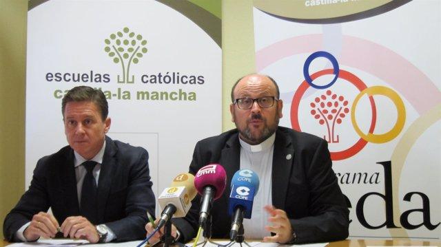 Responsables de Escuelas Católicas