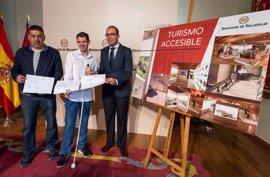 Diputación de Valladolid adapta su oferta turística a la discapacidad