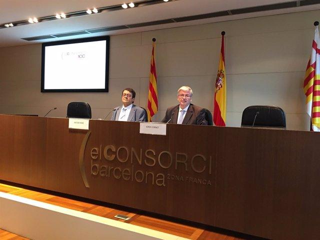 Anton Ferré y Jordi Cornet