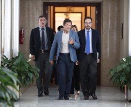 El presidente de la Gestora irá a la ronda de consultas con el Rey en representación del PSOE
