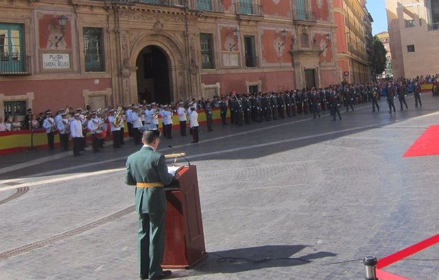 Festividad de la Patrona de la Guardia Civil