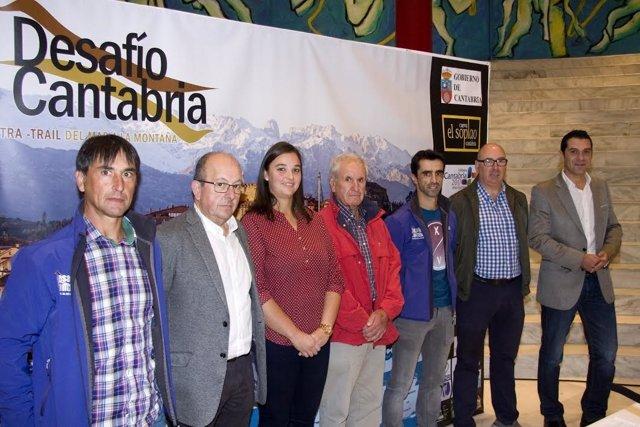 Presentación Desafío Cantabria