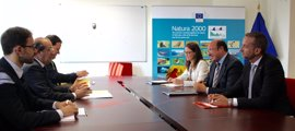 Sánchez acuerda con la Comisión Europea un seguimiento conjunto del plan de actuaciones en el Mar Menor