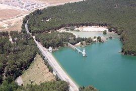 La reserva hidráulica sigue perdiendo agua y está a la mitad de su capacidad