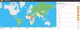 RCA, Chad y Zambia, los países del mundo con mayor índice de hambre