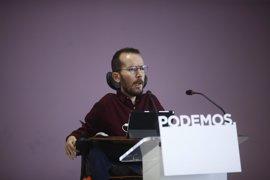 """Podemos: la ronda de consultas del Rey demuestra que """"todo está ya cocinado"""""""