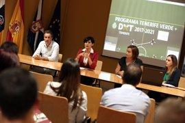El Cabildo de Tenerife invertirá 2,5 millones en la mejora de 25 campos de fútbol