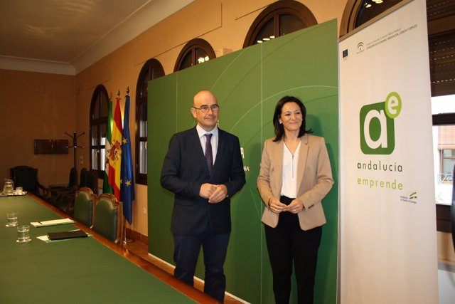 Manuel Carmona y Rafi Crespín