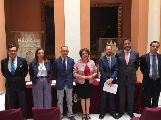 Presentación del Salón Internacional en Tecnología del Agua y Agricultura.