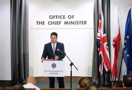Picardo expondrá en Bruselas su visión sobre los retos del 'Brexit' para Gibraltar