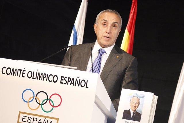 Alejandro Blanco, Presidente del COE