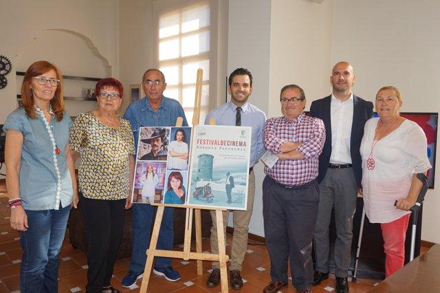 Presentación del Festival de Cine Antonio Ferrandis de Paterna