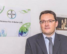 Jorge Álvarez, nuevo director de la planta de Bayer en La Felguera