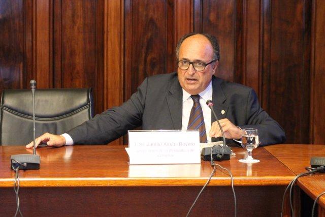 Jaume Amat (síndic major de la Sindicatura de Comptes)