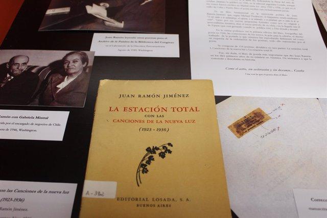 Detalle de los documentos de 'La Estación Total' en Moguer