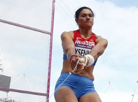 La rusa Tatyana Lysenko pierde su oro olímpico de Londres por dopaje