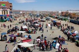 La Policía de Bolivia inicia el desbloqueo de El Alto tras ocho días de protestas