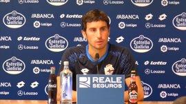 """Mosquera: """"Siempre se puede sacar algo positivo del Camp Nou"""""""