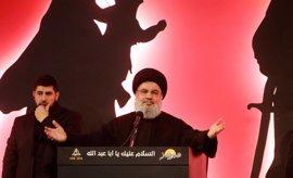 """El líder de Hezbolá advierte de una """"escalada"""" de la tensión en todo Oriente Próximo"""