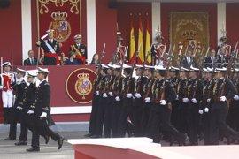 Los Reyes presiden el 12 de octubre con Gobierno en funciones y sin jefe de la oposición
