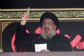 """Nasralá asegura que existen """"acuerdos"""" para poner fin al vacío en la Presidencia de Líbano"""