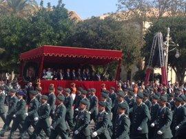 AUGC critica que no se reconozca el esfuerzo de los agentes de la escala básica en la concesión de medallas