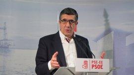 """Patxi López cree que """"quizás es mejor pasar un rato malo ahora"""" e ir a terceras elecciones"""