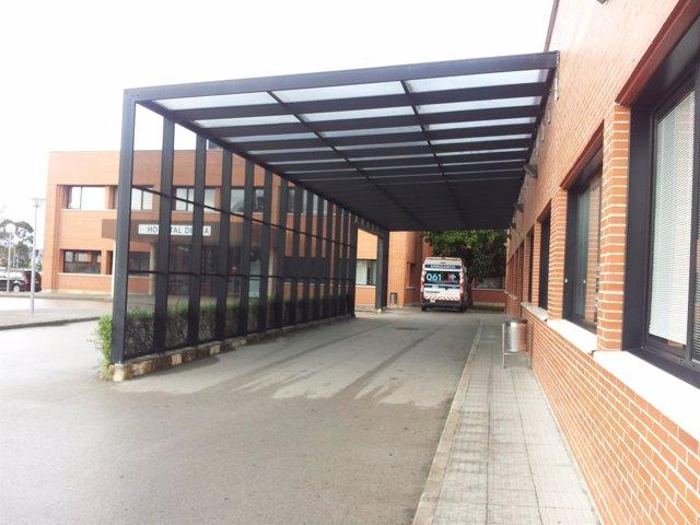 Urgencias, Hospital Sierrallana