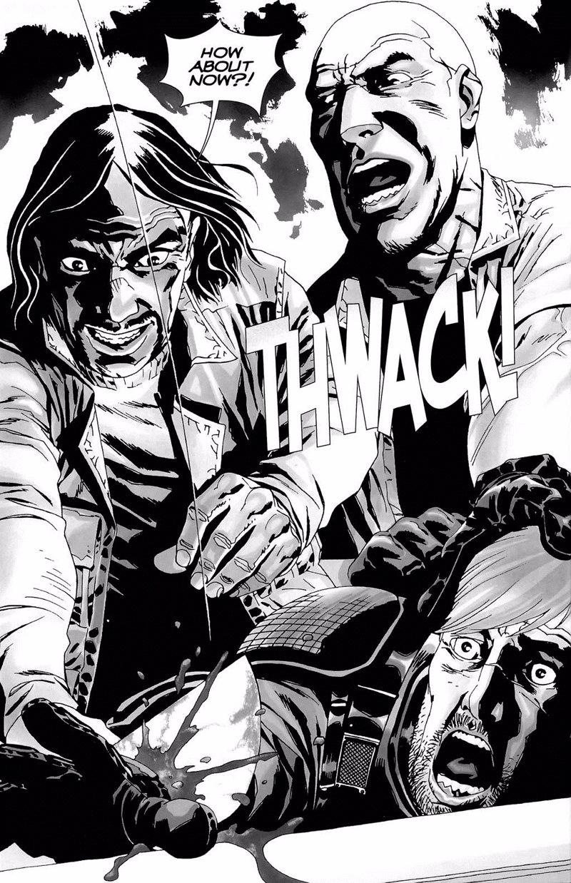 The Walking Dead: ¿Qué pasará con la mano derecha de Rick?
