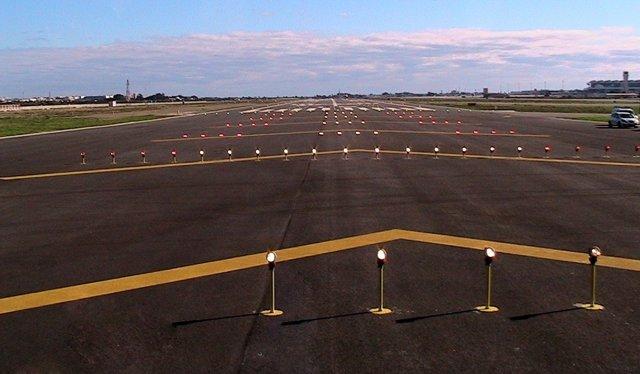 Segunda pista aeropuerto de Málaga
