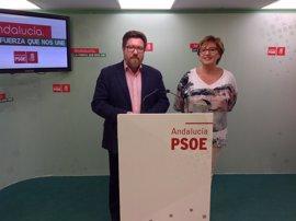 PSOE-A exige al PP-A que pida perdón por los cursos de formación