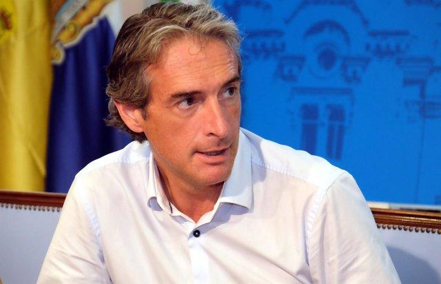 El alcalde de Santander, Iñigo de la Serna