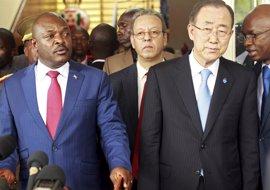 El Parlamento de Burundi aprueba abandonar el TPI