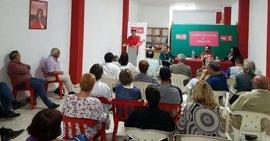 PSOE Huelva valora la participación y aportación de militantes en las asambleas locales