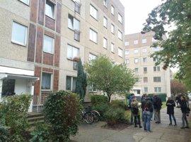 Reclaman un reconocimiento para los refugiados que detuvieron a un terrorista en Alemania